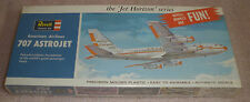 American Airlines 707 Astrojet model kit Revell Factory sealed # H243 1/144 1964