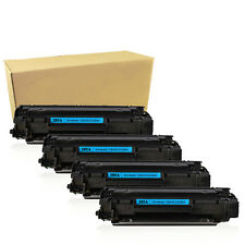 4PK CE285A 85A 285A Toner Cartridge For HP 85A LaserJet P1102 P1102W M1212N