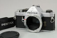 Exc++++ Pentax MX Silver 35mm SLR Film Camera Body From Japan a524