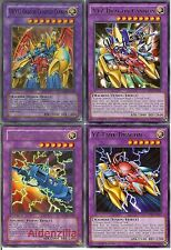 Yugioh VWXYZ Deck - 40 Cards + 8 Extra - Dragon Catapult Cannon, YZ, VW, XYZ