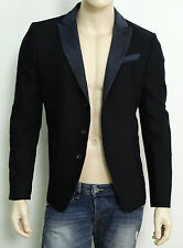 DIESEL Jacket in Black Size L Slim NWT Cotton Blend Made in Romania was $698.00
