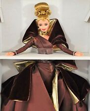 GENUINE GORGEOUS COUTURE PORTRAIT IN TAFFETE BARBIE DOLL COLLECTOR EDITION NIB