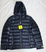 NWT Andrew Marc Premium Down Puffer Jacket Womans S/CH