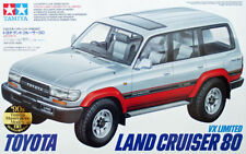 TAMIYA - 24107 - 1/24 - TOYOTA - LAND CRUISER 80 VX Limited (1991)