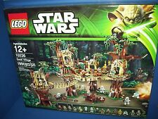 LEGO 10236 EWOK VILLAGE Star Wars NISB