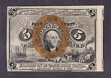 US 10c Fractional Currency 2nd Issue FR 1232 Ch CU