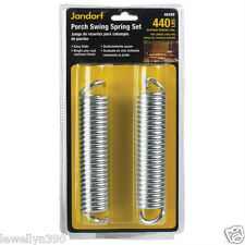 Jandorf Porch Swing Expansion Spring Set  440 lbs working load 2 pack NEW!