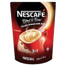 Nescafe 3 in 1 Original Blend & Brew Premix Coffee (10 sticks x 20g)