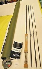Greys FX2 4pc Graphite Fly Rod 11' # 7wt With Tube