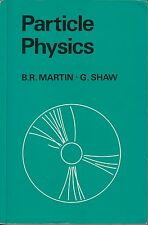 Martin + Shaw: Particle Physics