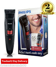 Philips QT4005 Skin Friendly Beard and Hair Stubble Trimmer Cordless Trimmer New