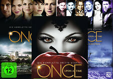 Once Upon a Time: Es war einmal... - Die komplette 1 + 2 + 3 Staffel | DVD | 018
