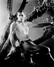 Johnny Weissmuller UNSIGNED photo - B3031 - Tarzan the Ape Man