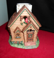 Partylite Forest Friends Tealight House Candle Holder  P7914