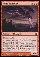 MTG HELL'S THUNDER FOIL - TUONO INFERNALE - ALA - MAGIC