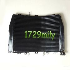 Motorcycle Cooler Radiator fit for KAWASAKI ZX10R ZX 10R 2004 2005 Black New