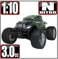 Redcat Racing Volcano S30 1/10 Scale Nitro Gas Powered Monster 4WD RC Truck New