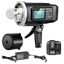 Neewer NW600BM 600W GN87 HSS Outdoor Flash Strobe Light for Nikon DSLR Camera