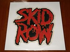 """SKID ROW 18 & LIFE *RARE* 7"""" SHAPED PICTURE DISC VINYL LIMITED WEA UK PRESS 1989"""