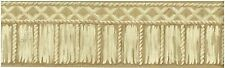 VICTORIAN CROWN MOULDING FENCE TYPE TANNED COLOR Wallpaper bordeR Wall decor