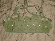 SKS BANDOLIER HOLDS 280 ROUNDS 556 OR 7.62X39 ON STRIPPER CLIPS 7 POCKET