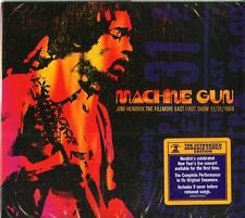 HENDRIX JIMI MACHINE GUN JIMI HENDRIX THE FILMORE EAST 31,12,1969 CD NUOVO