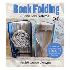 Debbi Moore Book Folding Cut and Fold CD Rom Volume 1 (325740)