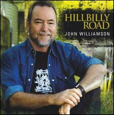 JOHN WILLIAMSON - HILLBILLY ROAD CD ~ AUSTRALIAN COUNTRY / FOLK *NEW*