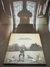 GEORGE HARRISON ALL THINGS MUST PASS VINYL 1ST PRESS 1970 BOX SET LPs STCH 2-639