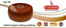 V-Guard VG 50 Voltage Stabilizer for Refrigerator upto 300L (Cherry )