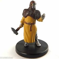 D&D WARFORGED CLERIC Player's Handbook 2 Divine 2 Dungeons & Dragons Miniature