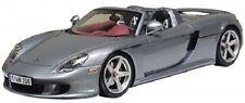 MotorMax Porsche Carrera GT 1/18 Titanium Grau