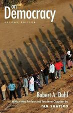 On Democracy : Second Edition by Robert A. Dahl (2015, Paperback)