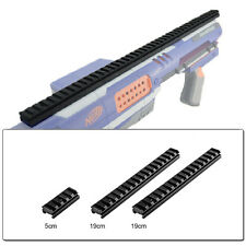 Worker MOD Combo 3PCS Tactical Picatinny Rail Mount for Nerf RAMPAGE Modify Toy