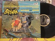BATMAN TV SOUNDTRACK - LP TFS 4180 NELSON RIDDLE