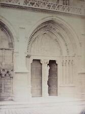 1865 - Jules CAMUS - rare grande épreuve albumine - EURE Grand ANDELY
