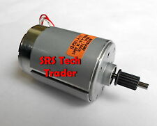 MITSUMI (M36N-4) High Torque Motor for DIY & Other...