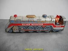 LOCOMOTIVE SILVER MOUNTAIN 3525 TRADE MARK