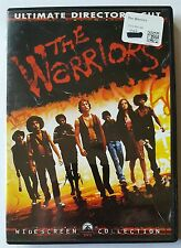 The Warriors DVD Ultimate Director's Cut/Widescreen Edition