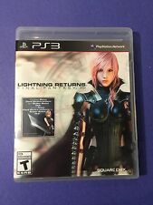 Lightning Returns  Final Fantasy XIII for PS3 USED