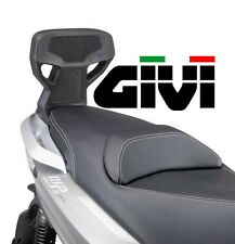 Back bearer passenger GIVI PIAGGIO MP3 Yourban 125 300 seatback maxiscooter