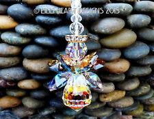 m/w Swarovski *Crystal Sunset* Angel Rare Color SunCatcher Lilli Heart Designs