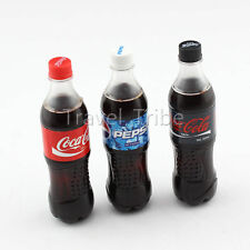 EDC Novelty Mini Cola/pepsi Lighter Refillable Butane Gas Fire Smoke Pocket Gift