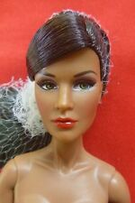 Integrity Toys Color Infusion Leading Lady Zara Wade, AA skin tone, w/ Panties