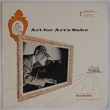 ART HODES: For Art's Sake DOTTED EIGHTH Rare 50s Jazz Piano LP NM- Wax