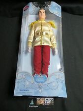DISNEY STORE Authentic PRINCE CHARMING 12 inch classic DOLL of Cinderella