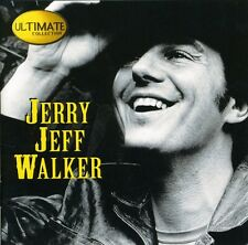 Ultimate Collection - Jerry Jeff Walker (2001, CD NIEUW)