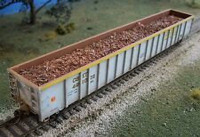 Scrap Metal Load for ExactRail 3267/3564 Mill Gondola HO Scale
