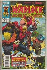 Marvel Warlock & The Infinity Watch #26 March 1994 Avengers NM