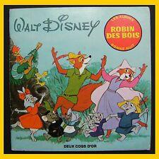 Les Albums Bonne Nuit ROBIN DES BOIS Walt Disney 1979